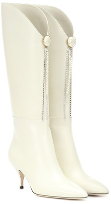 Magda Butrym Czech leather knee-high boots