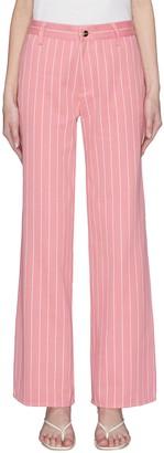 Maggie Marilyn 'Powerful in Pink' stripe pants