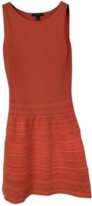 Lauren Ralph Lauren Orange Cotton Dress for Women
