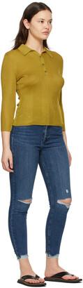Rag & Bone Indigo Nina High-Rise Ankle Skinny Jeans