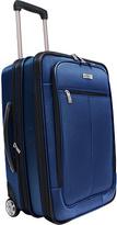"Traveler's Choice Sienna 21"" Hybrid Hard-Shell Rolling Garment Bag"