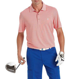 Izod Short-Sleeve Golf Polo - Big & Tall