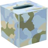 Wendy Bellissimo Camo Tissue Box