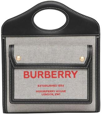 Burberry Mini Logo Pocket Bag