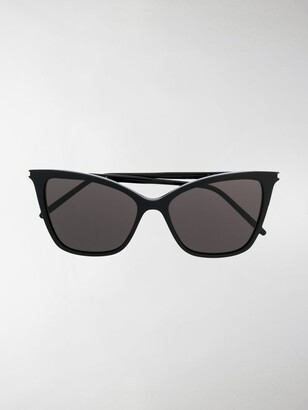 Saint Laurent Eyewear Cat-Eye Sunglasses