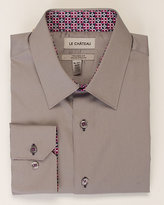 Le Château Sateen Tailored Shirt
