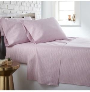 Southshore Fine Linens Trendy Dots 4 Piece Sheet Set, Queen Bedding