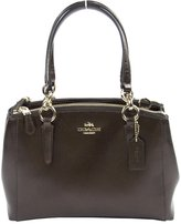 Coach 56128 Crossgrain Leather Mini Christie Satchel