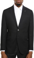 Michael Bastian Notched Lapel Jacket