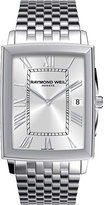 Raymond Weil Tradition Stainless Steel Bracelet Watch