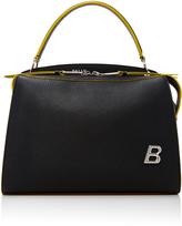 Bally Textured-Leather Shoulder Bag