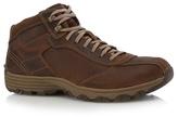 Caterpillar Dark Tan Leather Boots