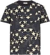 Valentino Camustars-print cotton T-shirt