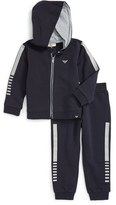 Armani Junior Infant Boy's Track Jacket & Pants Set