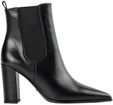 Thumbnail for your product : Tony Bianco Easton Black Como Ankle Boots
