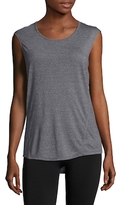 Gaiam Exhale Solid Tee
