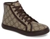 Gucci Infant Boy's California High Top Sneaker