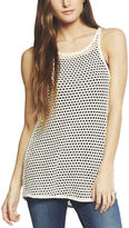 Arden B Netted Tank Top