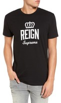 Kid Dangerous Men's Reign Supreme Graphic T-Shirt
