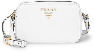 Prada Daino Leather Camera Bag