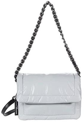 Marc Jacobs Mini Pillow Bag (Blue Sea) Handbags