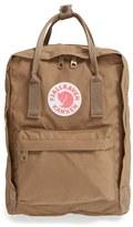 Fjäll Räven 'Kanken' Laptop Backpack - Brown