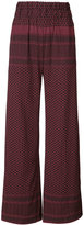Cecilie Copenhagen high-waisted palazzo pants