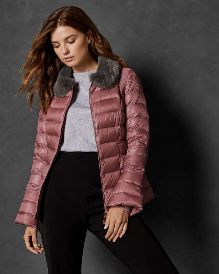 Ted Baker YELTA Quilted down jacket