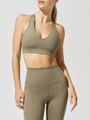 Carbon38 Action Bra 2.0 In Cloud Compression