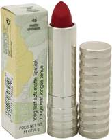 Clinique Long Last Soft Matte Lipstick 4gr Matte Crimson
