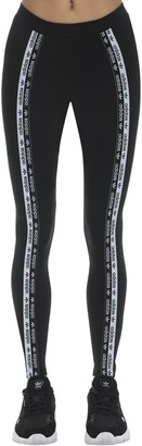 adidas Stretch Cotton Blend Leggings
