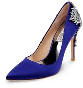 Badgley Mischka Gorgeous Embellished Pointed Toe Pumps