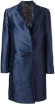 Christian Pellizzari double breasted coat