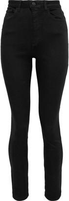 DL1961 Chrissy High-rise Skinny Jeans