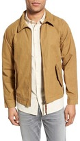 Billy Reid Wills Trim Fit Canvas Jacket