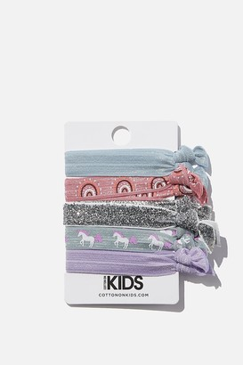 Cotton On Knot Messy Hairties