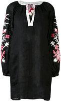March 11 - Adele dress - women - Linen/Flax - XS