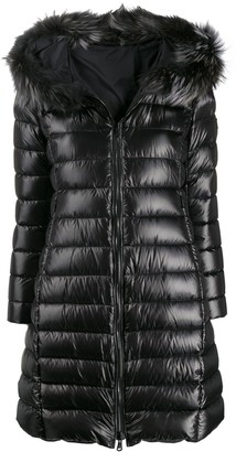 Tatras faux-fur hood padded coat