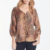 Nine West Patterned Women's Shirt