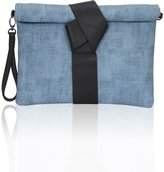 Hynes Victory Textured Chic Envelope Clutch