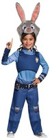 Disguise Zootopia Girls' Judy Hopps Costume - 3-4T