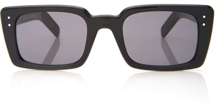 ca340e2f009a Gucci Two Tone Sunglasses - ShopStyle
