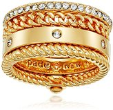 """Kate Spade Infinity and Beyond"""" Hinged Stack Ring, Size 5"""