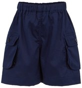 Rachel Riley Navy Cotton Shorts