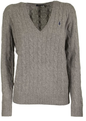 Ralph Lauren Cable Wool-cashmere Jumper