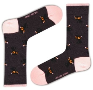 Love Sock Company Women's Socks - Cats