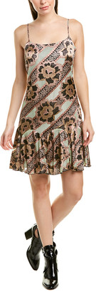 Anna Sui Shangri La Slip Dress