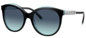 Tiffany & Co. Sunglasses, TF4175B 55