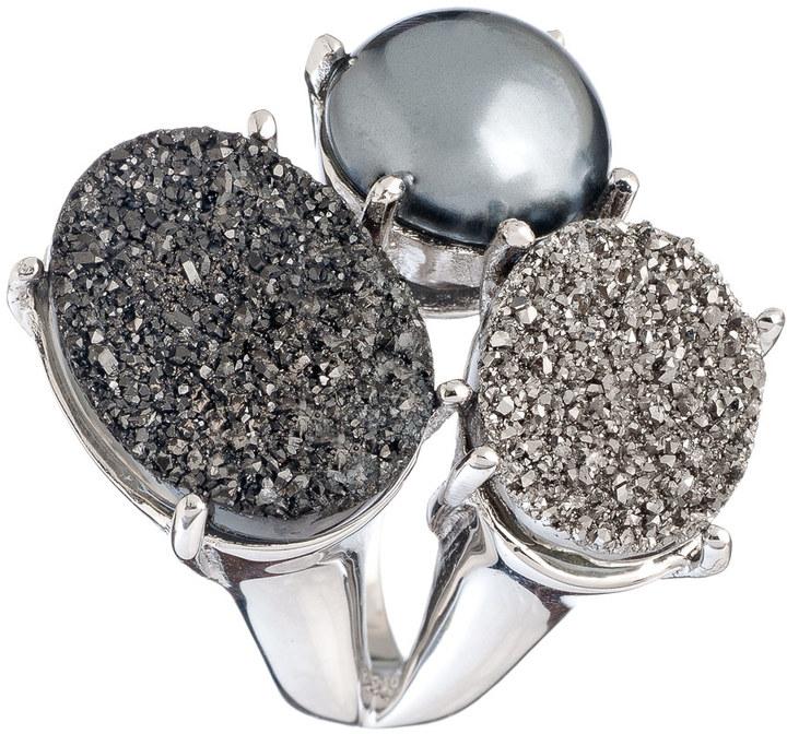 Andara Three Stone Style Ring