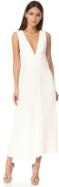 Dion Lee Pleated Trapeze Dress